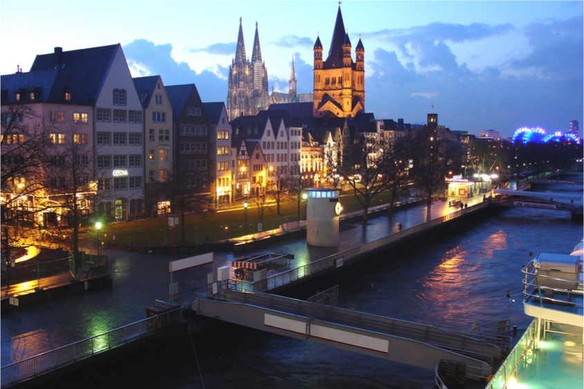 Kölle, ming Stadt am Rhing – Coole Köln Tour, All incl.