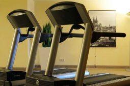 AZIMUT Hotel City Center Cologne - Fitnessraum