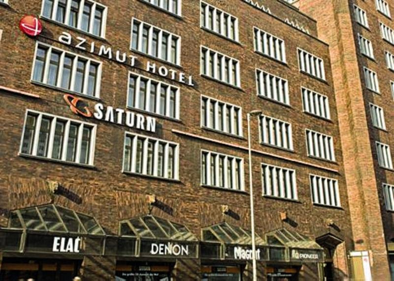Hotel Azimut Köln City Center****