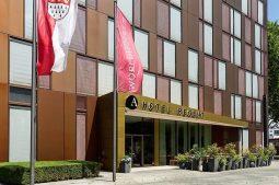 Ameron Hotel Regent Außenansicht
