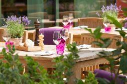 Ameron Hotel Regent - Terrasse