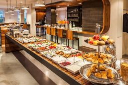 Burns Art Hotel - Buffet