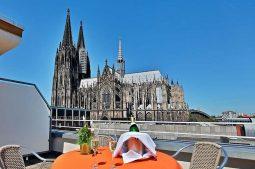 CityClass Europa am Dom - Aussicht