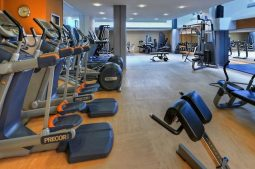 Hilton Cologne - Fitnessraum