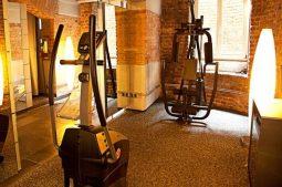 Hopper St.Antonius - Fitnessraum