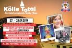 Kölle Total – Die Total verrückte Köln Tour – September 2019