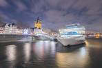 Köln 2022. Ein Toller Samstag auf unserem Eventschiff. All incl. auf dem Rhein. Incl. Übernachtung