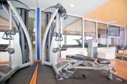 Leyskirchen - Fitnessraum