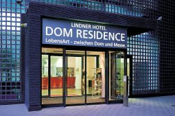 Lindner Dom Residence - Eingang