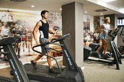 Lindner Hotel City Plaza - Fitnessraum