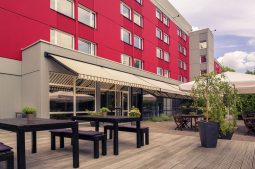 Mercure Köln West - Terrasse