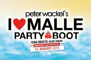 I Love Malle – Partyboot Köln – August