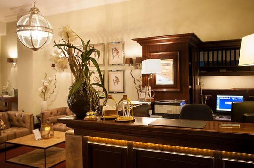 Hotel The Ascot Cologne Hotels In K 246 Ln G 252 Nstig Buchen