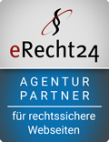 Agenturpartner - eRecht24 - rechtssichere Website