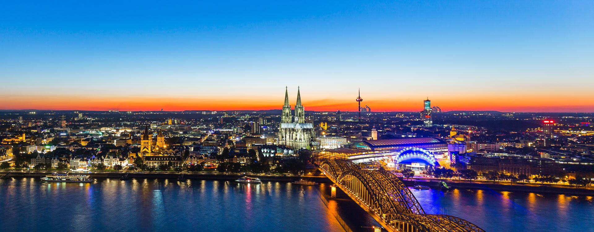 Partyreisen nach Köln mit koeln-partyreisen.de