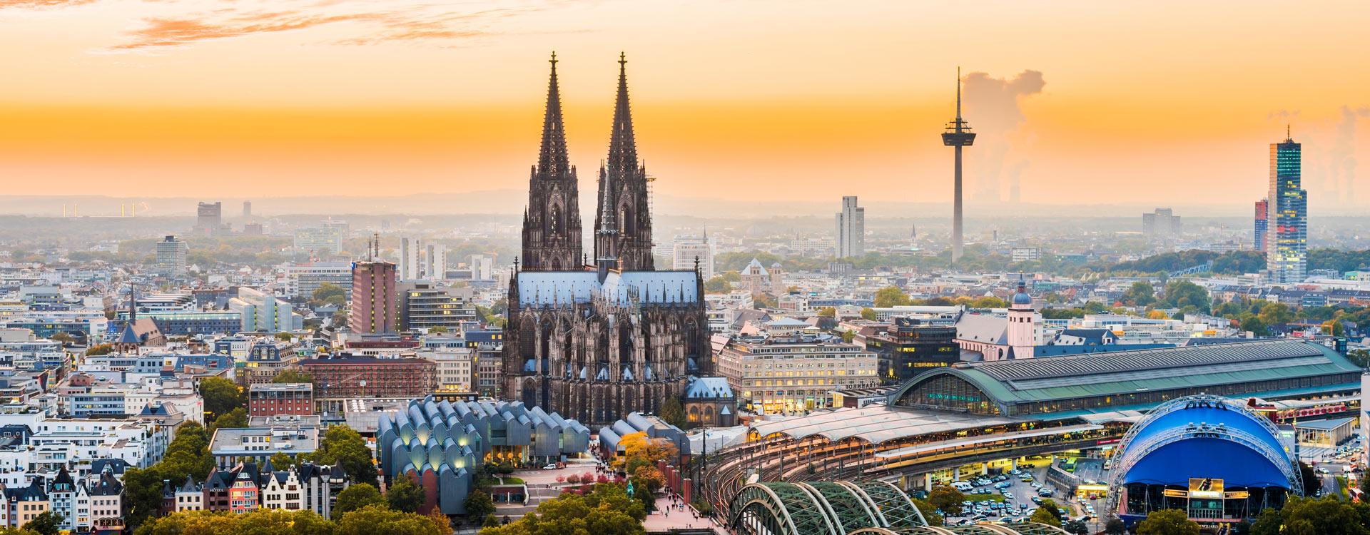 Partys in Köln mit koeln-partyreisen.de